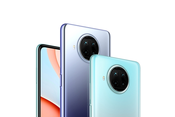 Redmi Note 9系列
